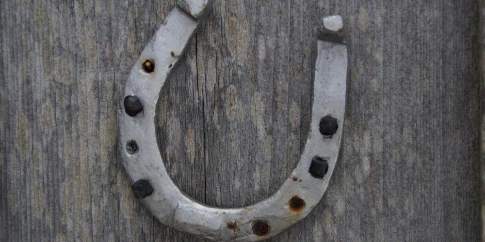 Feng Shui Lucky Horseshoe Door Placement