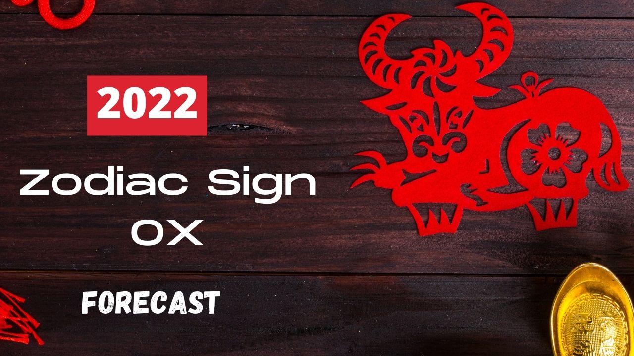Ox Chinese Zodiac