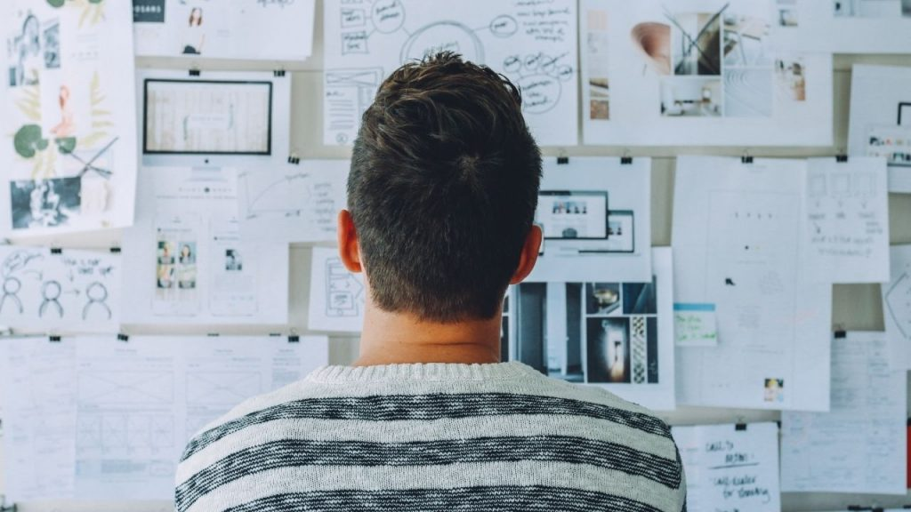Where to put your vision successful board
